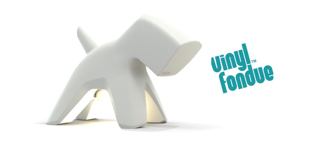 vinyl fondue